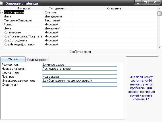 Скачать базу данных (БД) «Учёт покупки и продажи ценных бумаг» MS Access